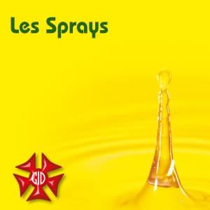 Les Sprays